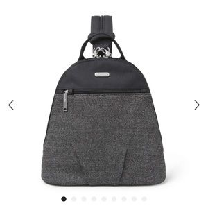 Bagallini Anti-Theft convertable backpack.